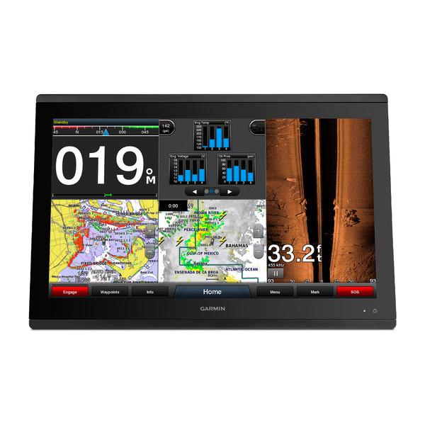 GPSMAP® 8422 MFD 9