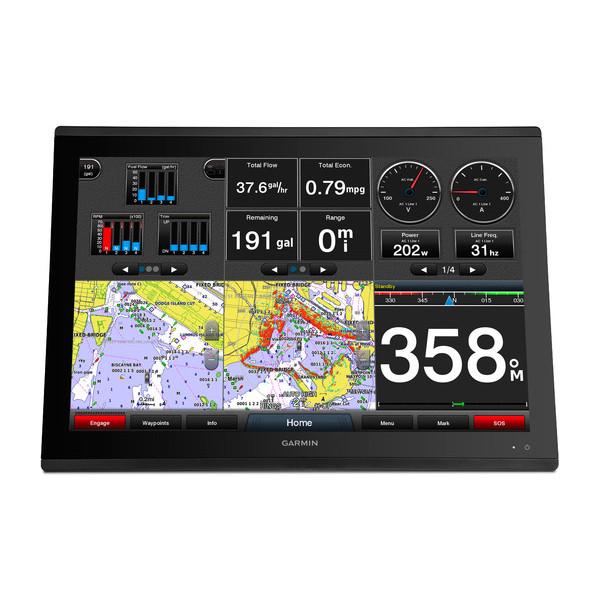 GPSMAP® 8624 MFD 9