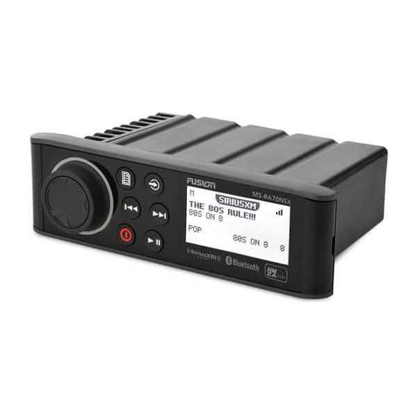 Fusion® RA70 Series Marine Stereos 3