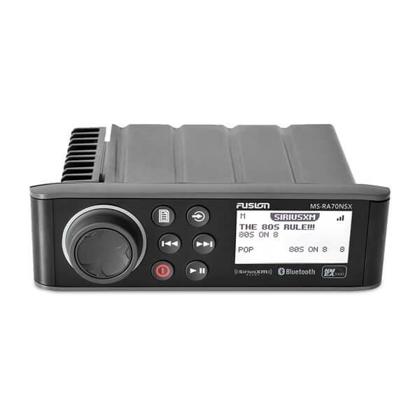 Fusion® RA70 Series Marine Stereos 4