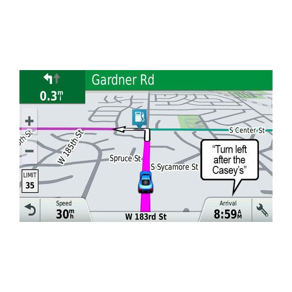 Garmin DriveLuxe™ 50LMTHD 8