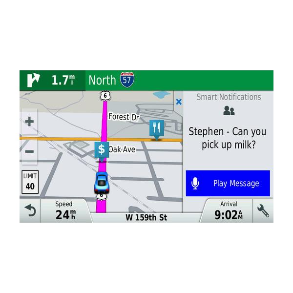 Garmin DriveSmart™ 70LMT 3