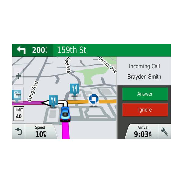 Garmin DriveSmart™ 70LMT 4