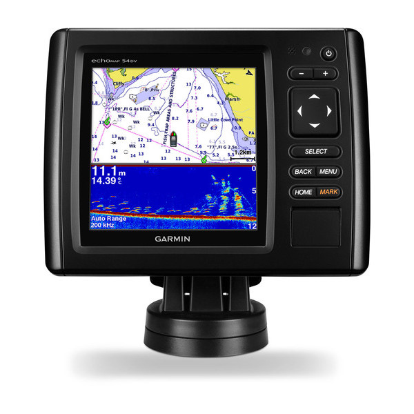 echomap™ chirp 54dv | garmin, Fish Finder