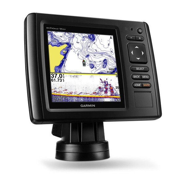 echomap™ chirp 55dv | garmin, Fish Finder