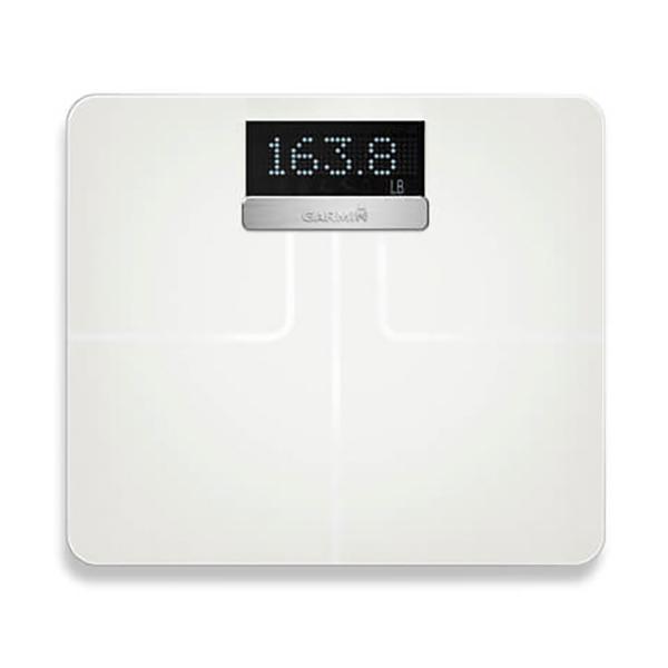 Garmin Index Smart Scale - White