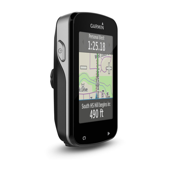 Garmin Edge 820 Strava Segments Integration