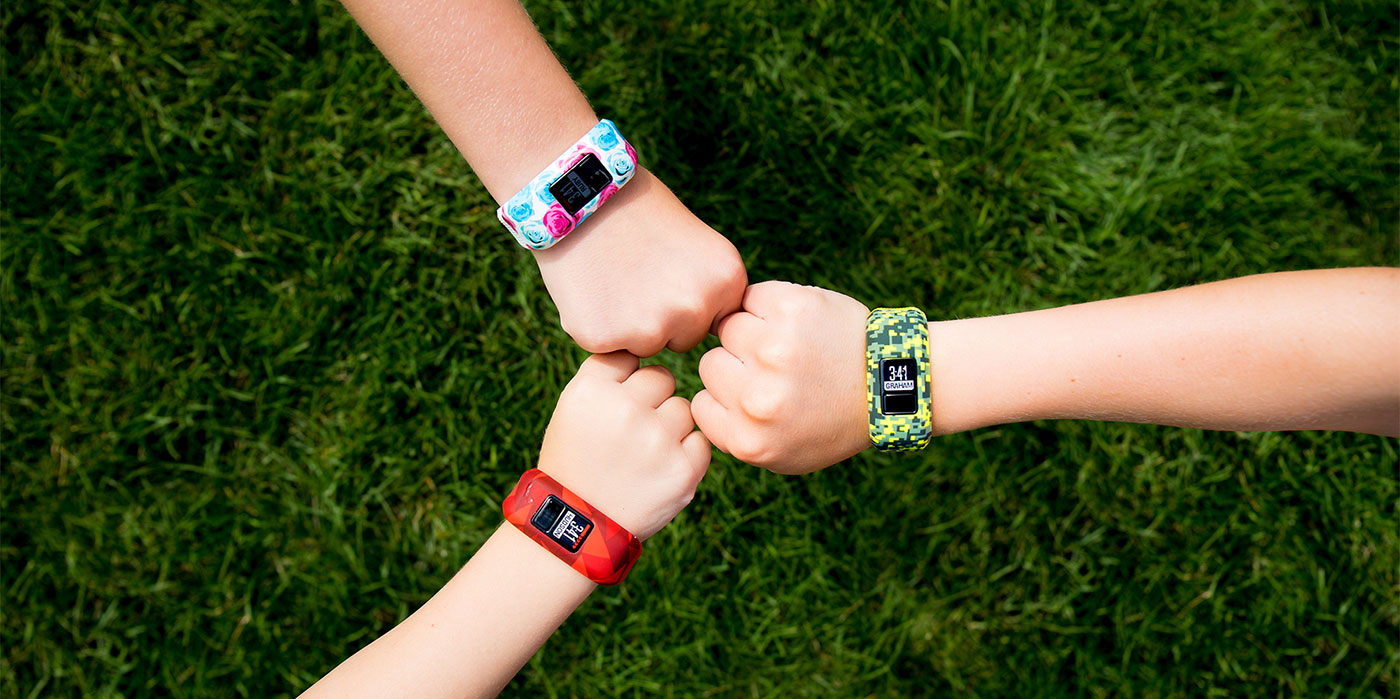 vívofit jr kids fitness activity tracker garmin