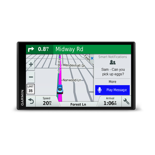 Drivesmart™ Navigation Garmin Car For Lmt 51 SGps tCxshrdBQo
