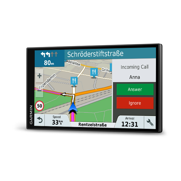 garmin drivesmart 61 lmts garmin car gps. Black Bedroom Furniture Sets. Home Design Ideas