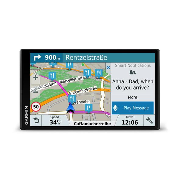 Garmin DriveSmart™ 61 LMT-S 6