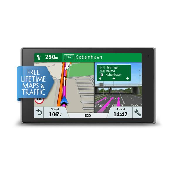 Garmin DriveLuxe™ 51 LMT-S
