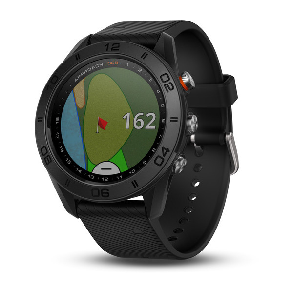 Garmin Approach S60 - The Golf Watch with Modern Style