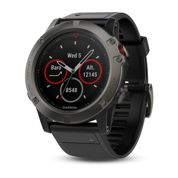 Garmin Fenix 5 - GPS watch - Bike Forums