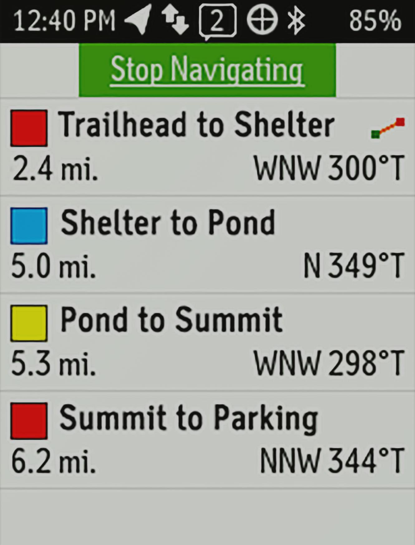 Comunicación satélital GPS Garmin inReach Explorer®+ 5