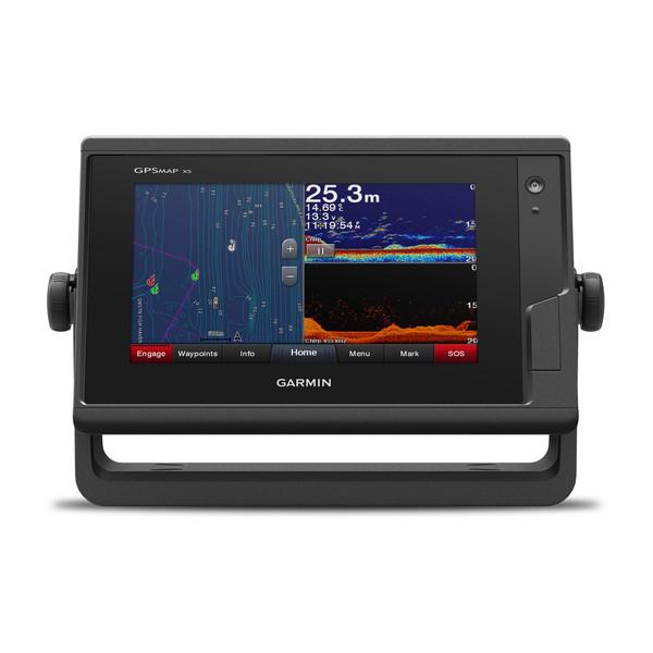 GPSMAP 722xs- und GMR 18HD+-Bundle