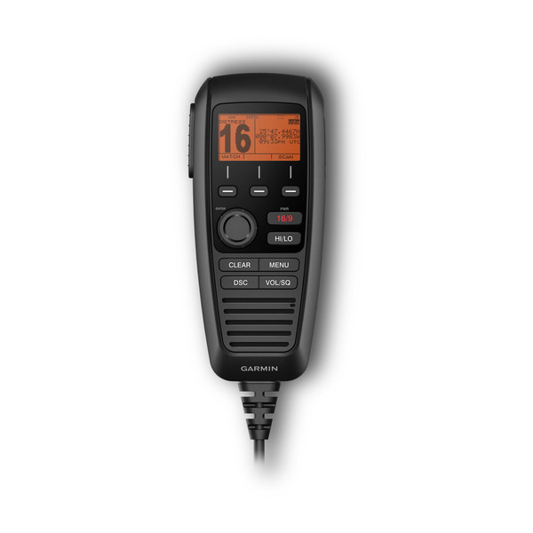 GHS™ 11 Wired VHF Handset 1