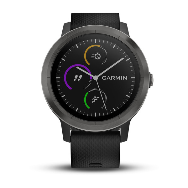how to change time on garmin vivoactive