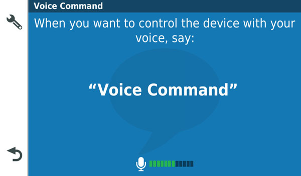 Command with Your Voice