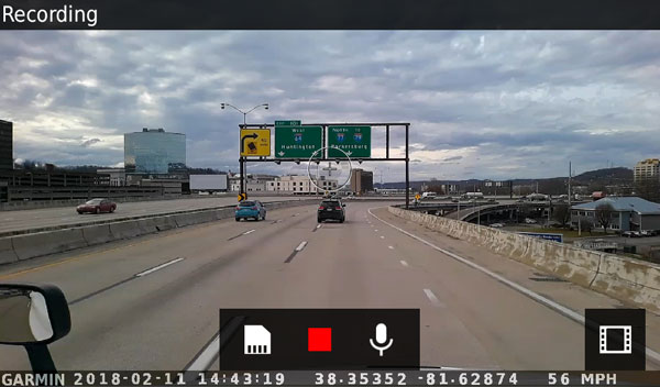 Eyewitness Dash Cam