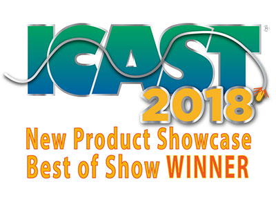 ICAST 2018 New Product Showcase Best of Show Winner