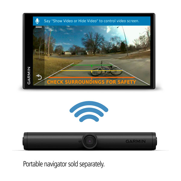 BC™ 40 Wireless Backup Camera 1