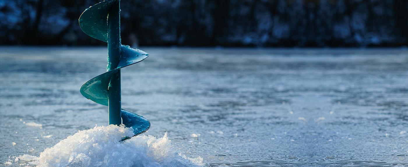 Ice Fishing Bundle