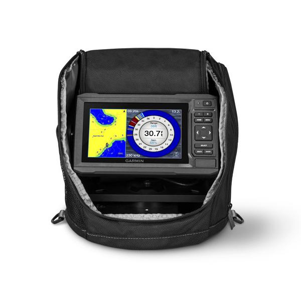 ECHOMAP™ Plus 63cv Ice Fishing Bundle