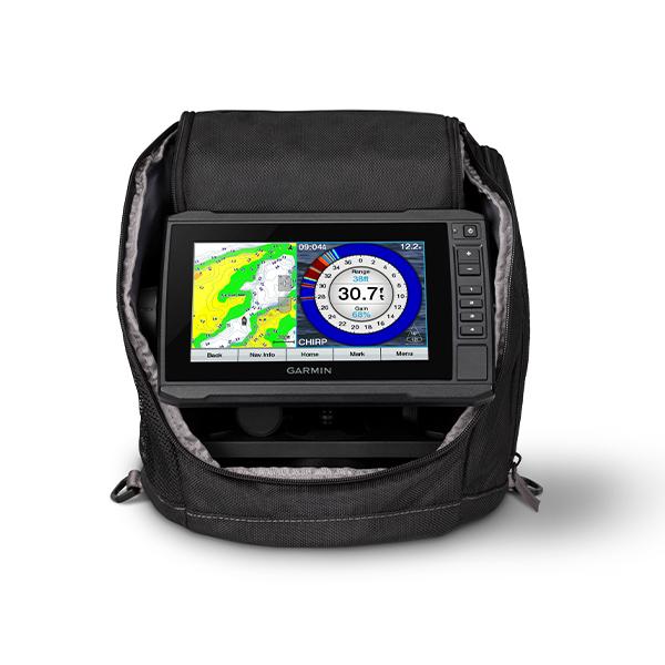 ECHOMAP™ Plus 73cv Ice Fishing Bundle
