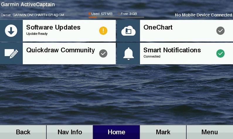 ActiveCaptain App