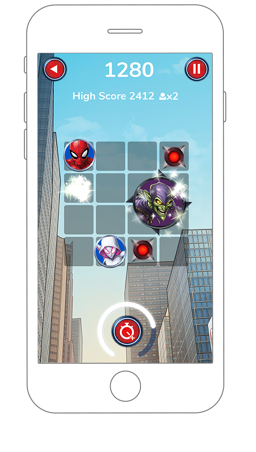 Interact with Action-packed World