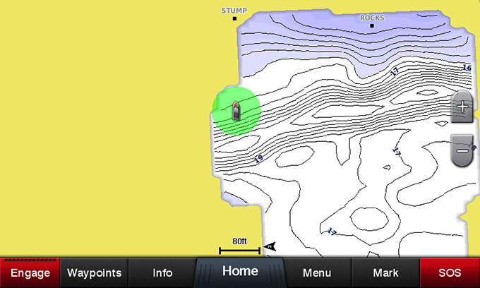 Built-in Quickdraw Contours