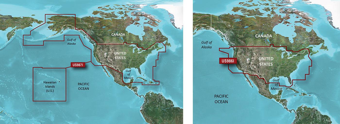 Garmin Cartography