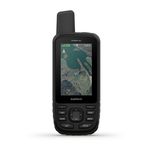 GPSMAP 66S, Handheld GPS for hiking, hunting