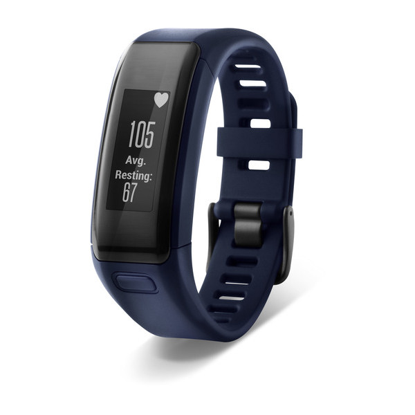 Garmin vívosmart® HR - Midnight Blue