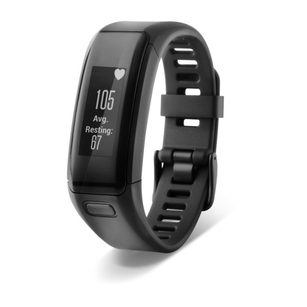 Garmin vívosmart® HR XL - Black