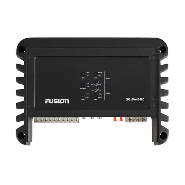Fusion® Signature Series Marine Amplifiers 4