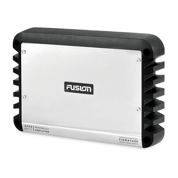 Fusion® Signature Series Marine Amplifiers 2