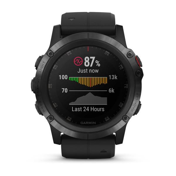 Garmin Fenix 5x Plus Multisport Gps Watches