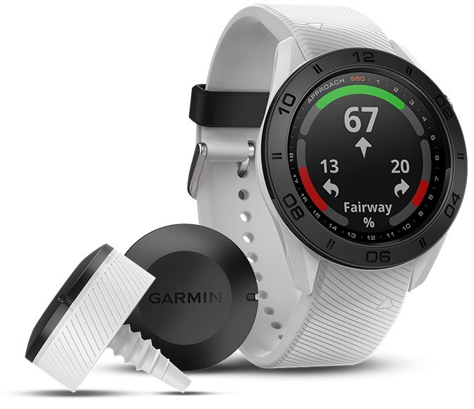 Pair with Your Garmin Golf Watch