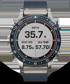 Datos de la embarcación