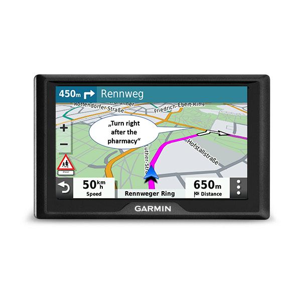 Garmin Drive™ 52 & Live Traffic