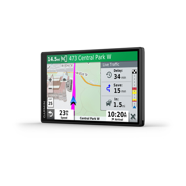 Garmin DriveSmart™ 55 & Traffic 2