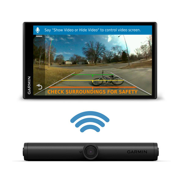 Garmin DriveSmart™ 55 & BC™ 40 Wireless Backup Camera