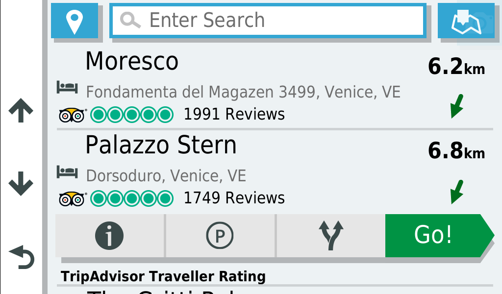 Enjoy Better Road Trips with TripAdvisor