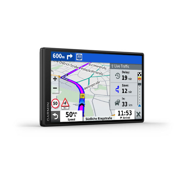 Garmin DriveSmart™ 55 & Digital Traffic 5