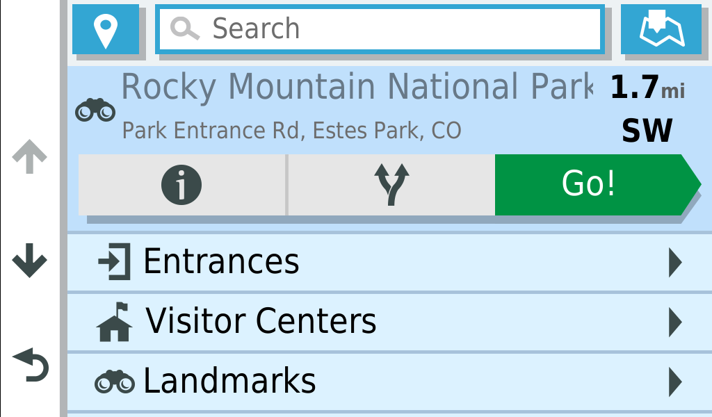 National Parks Directory