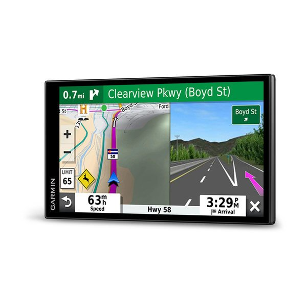 Garmin DriveSmart™ 65 & Traffic | GPS for car