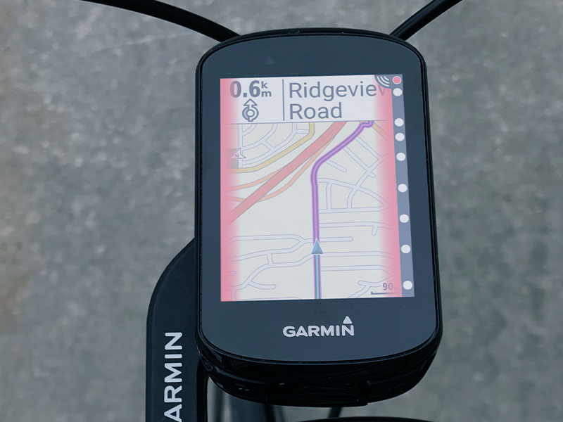 Garmin Edge® 530 | Bike Computer with Performance Insights