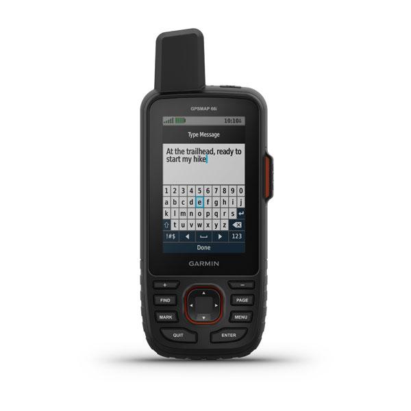 GPSMAP® 66i 6
